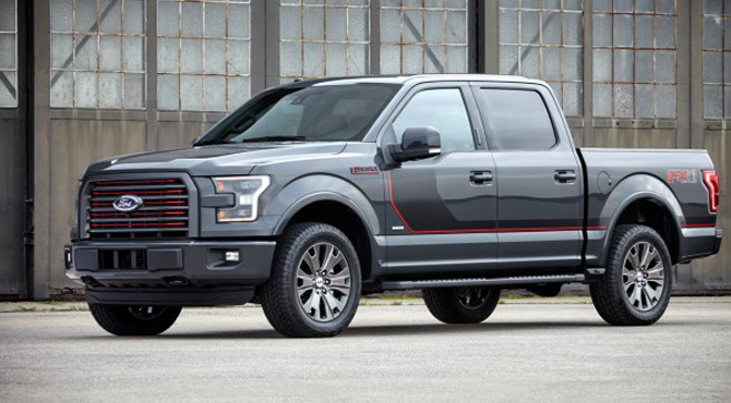 Ford F-150 image