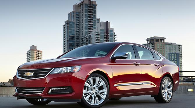 Chevrolet Impala image
