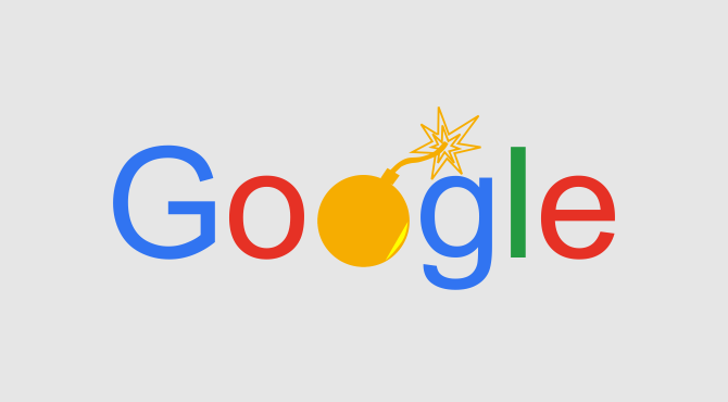 image for Google bomb