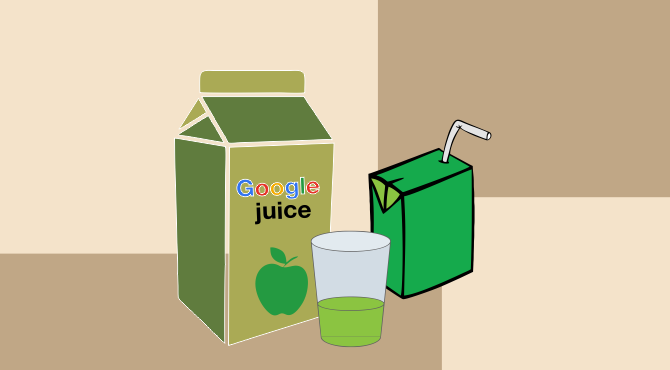 image for Google juice