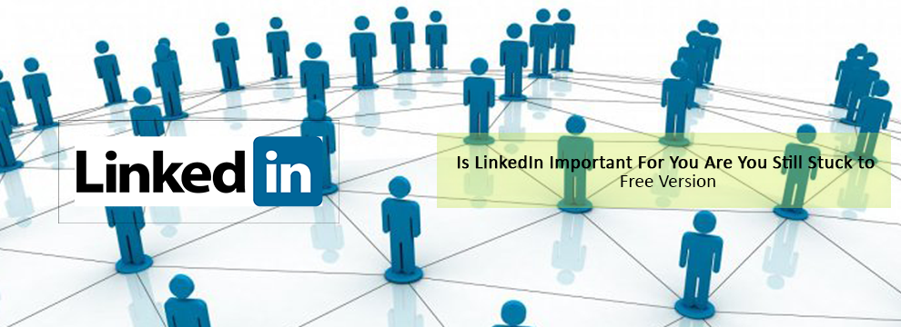 Is LinkedIn Important For You? Are You Still Stuck to Free Version?