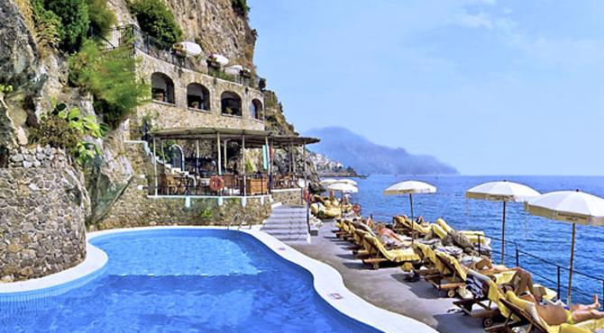 Hotel Santa Caterina, Amalfi, Salerno