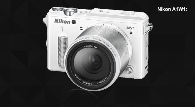 Nikon A1W1 Camera