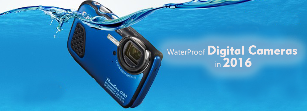 Capture Your Underwater Moments with These Cool Digital Cameras