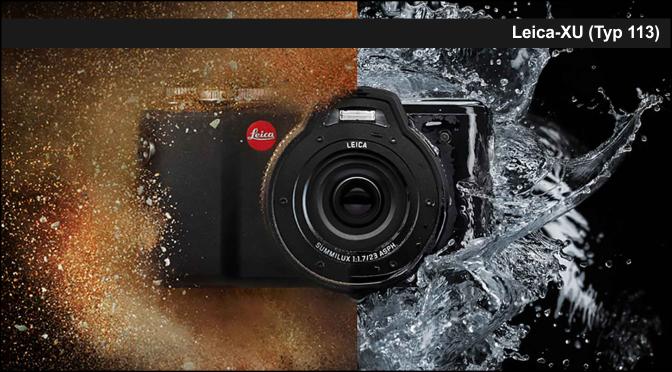 Leica-XU (Typ 113)