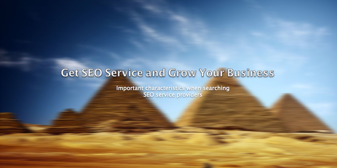 Get SEO Service and Grow Your Business