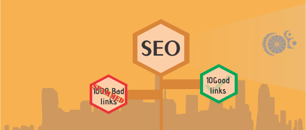 Whether Link building or link spamming