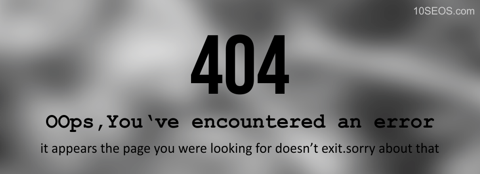 404 Not Found & Other HTML Pages – Check Out In-detail!