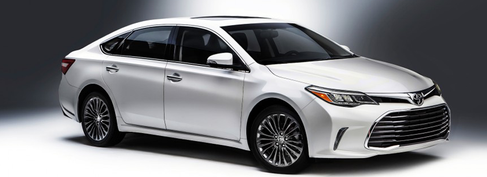 Review for 2016 Toyota Avalon - Elongated Cruiser