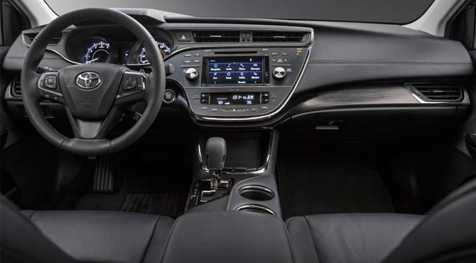 Toyota Avalon 2016 Interior image