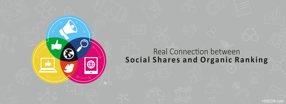 Know the Real Connection between Social Shares and Organic Rankings
