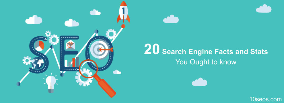 20 Search Engine Facts and Stats You Ought to know