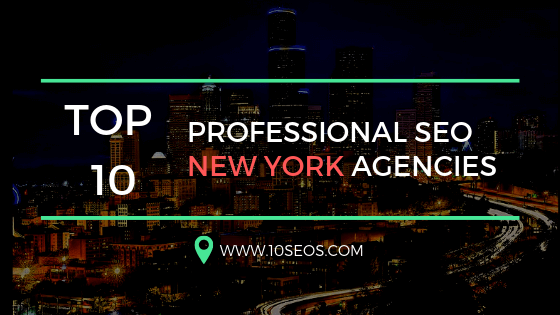 Top 10 Professional SEO New York Agencies