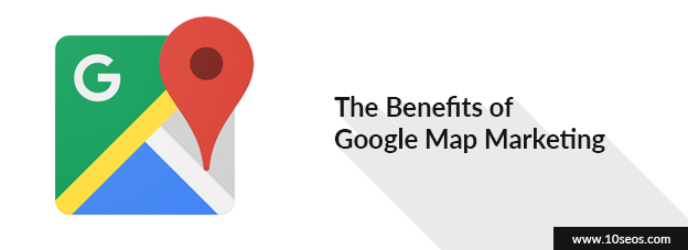 The Benefits of Google Map Marketing