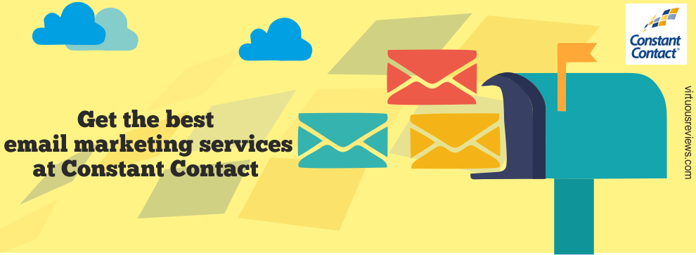 Get the best email marketing services at Constant Contact