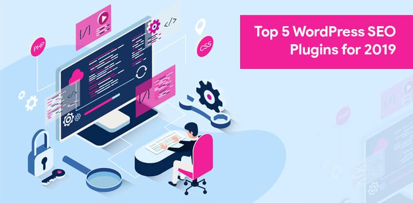 Top 5 WordPress SEO Plugins for 2019