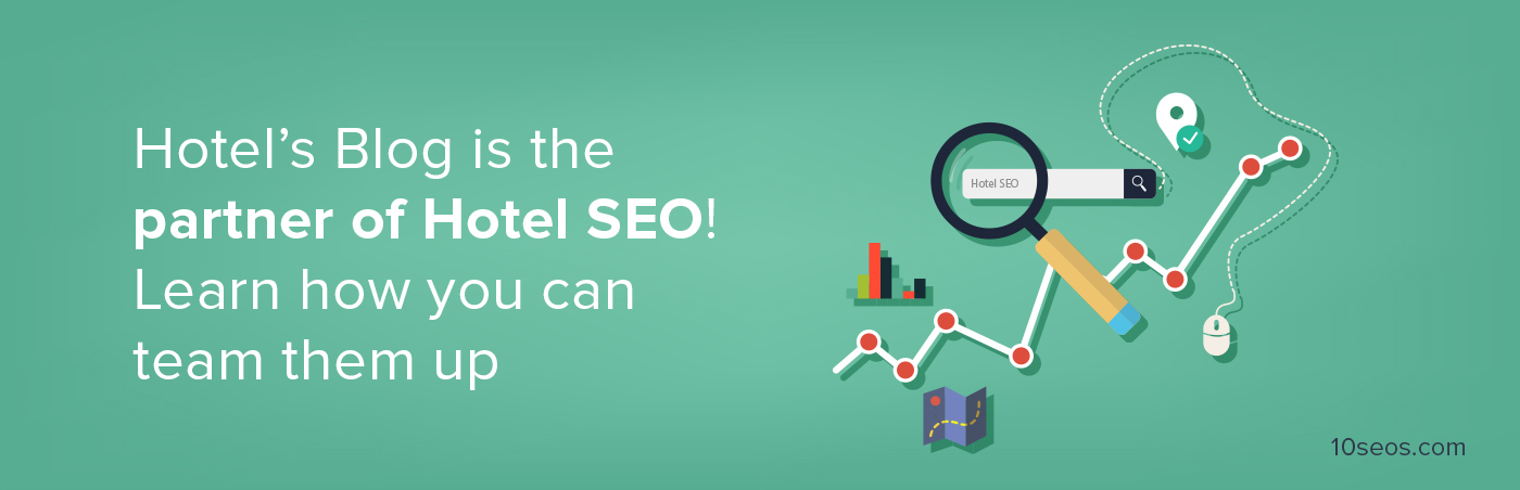 Hotel's Blog is the partner of Hotel SEO! Learn how you can team them up