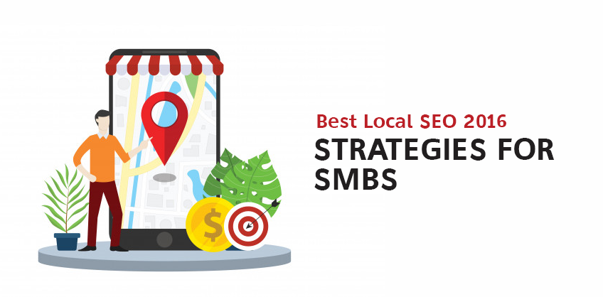 BEST LOCAL SEO 2016 STRATEGIES FOR SMBs