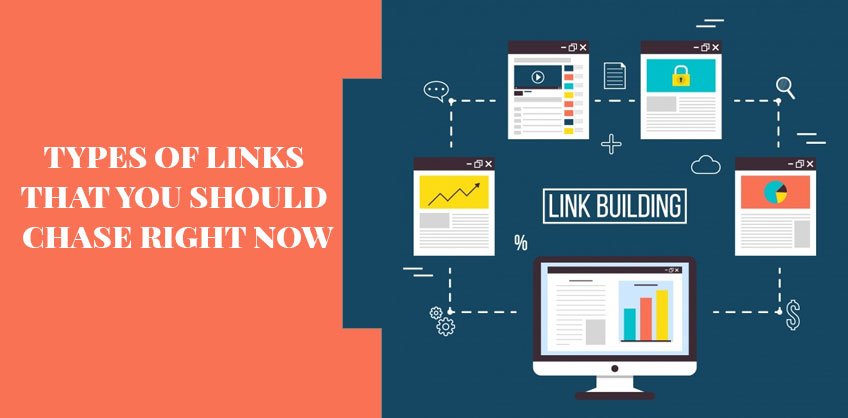 Types of links that you should chase right now