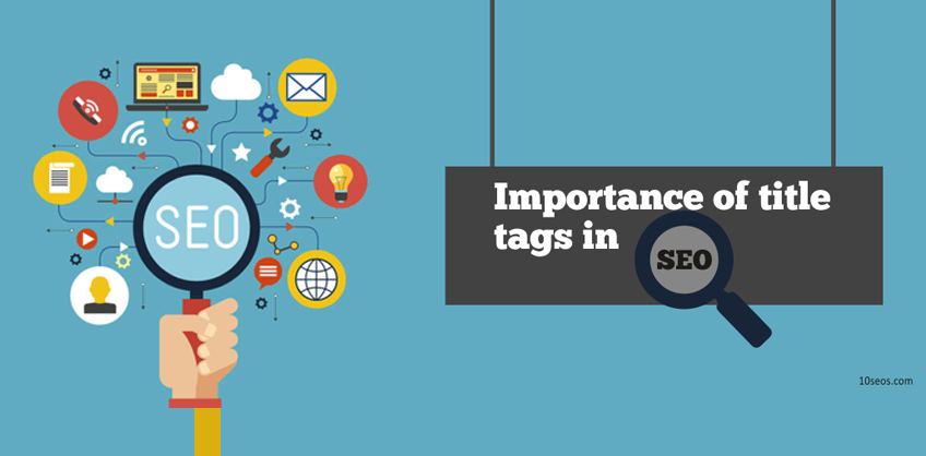 WHAT IS THE IMPORTANCE OF TITLE TAGS IN SEO?