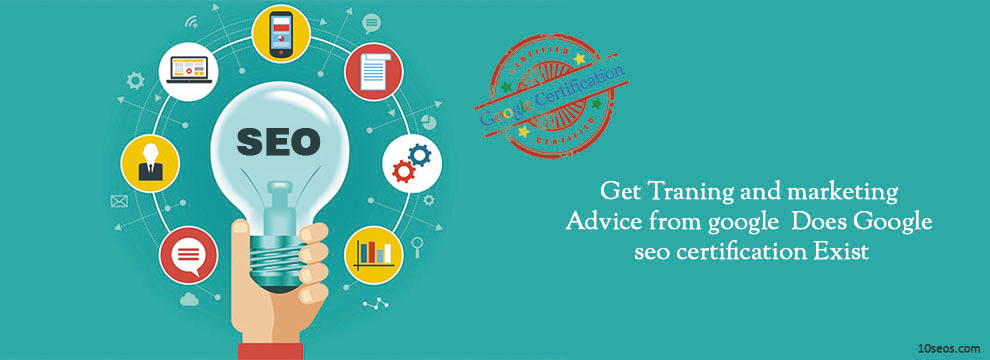 HOW TO GET TRAINING AND MARKETING ADVICE FROM GOOGLE? DOES GOOGLE ...