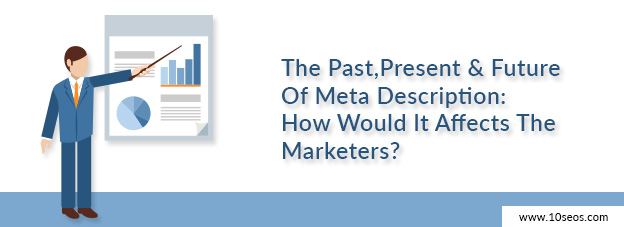 The Past,Present & Future Of Meta Description: How Would It Affects The Marketers?