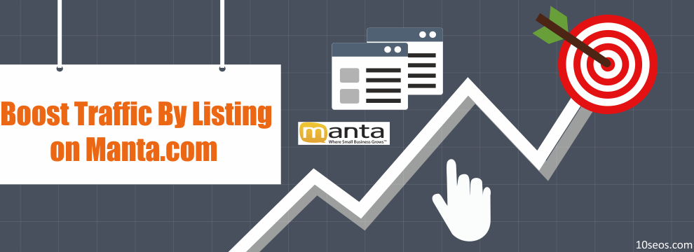 How To Boost Traffic By Listing on Manta.com?