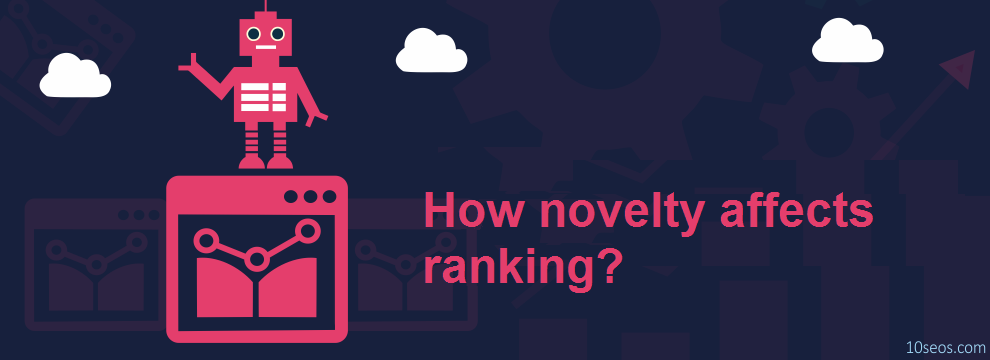 How novelty affects ranking?