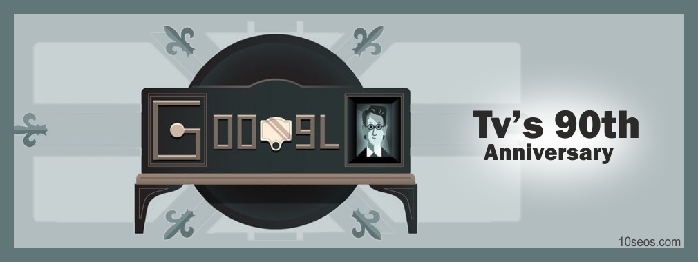 Who Invented Mechanical Television? TV's 90th Anniversary Marked By John Logie Baird Google Doodle