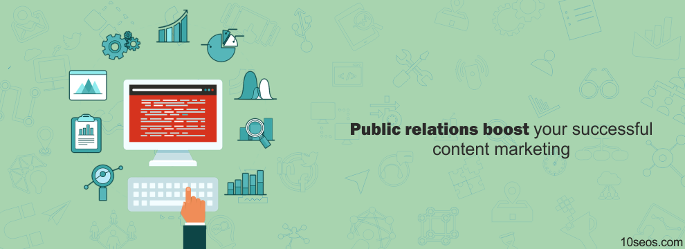 Public Relations Can Boost Your Successful Content Marketing
