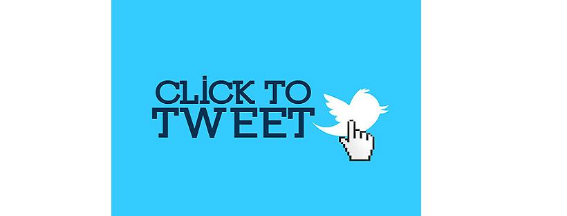Click-To Tweet