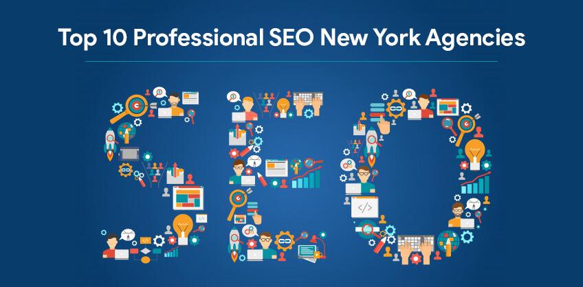Top 10 Professional SEO New York Agencies