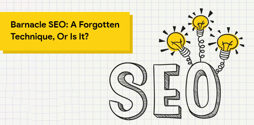 Barnacle SEO: A Forgotten Technique, Or Is It?