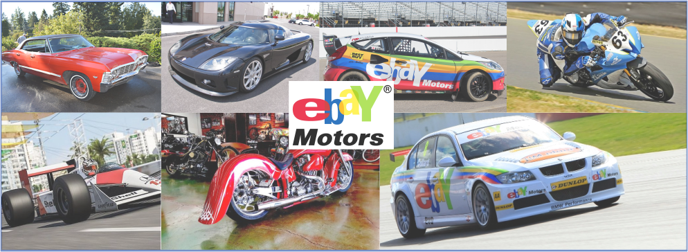EBay Motors: To Set You List For Vehicle Selling Process