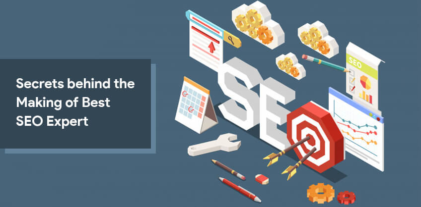 Secrets behind the Making of Best SEO Expert