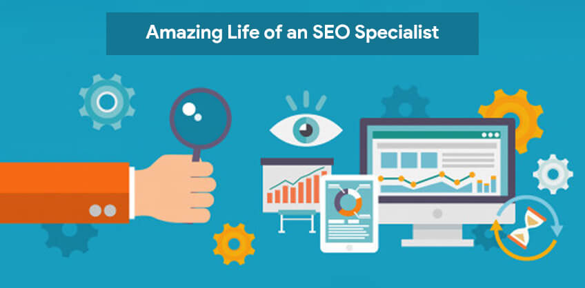Amazing Life of an SEO Specialist