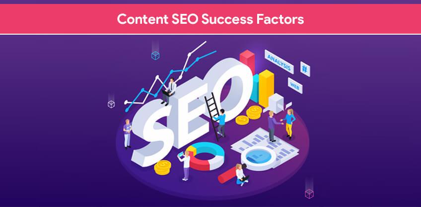 Content SEO Success Factors