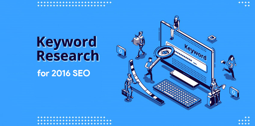 Keyword Research for 2016 SEO