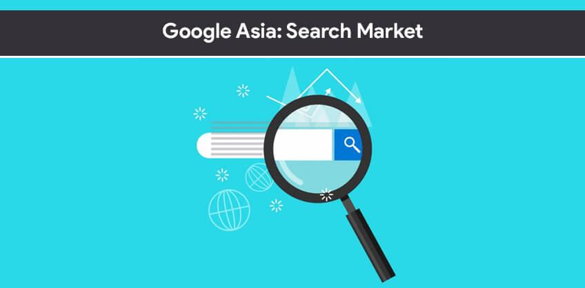 Google Asia: Search Market