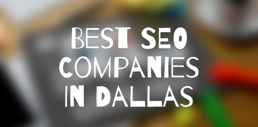 Best SEO Companies Dallas