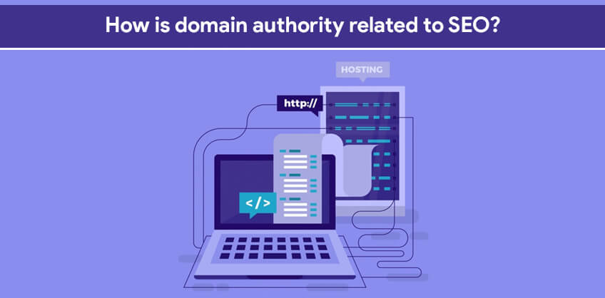 How is domain authority related to SEO