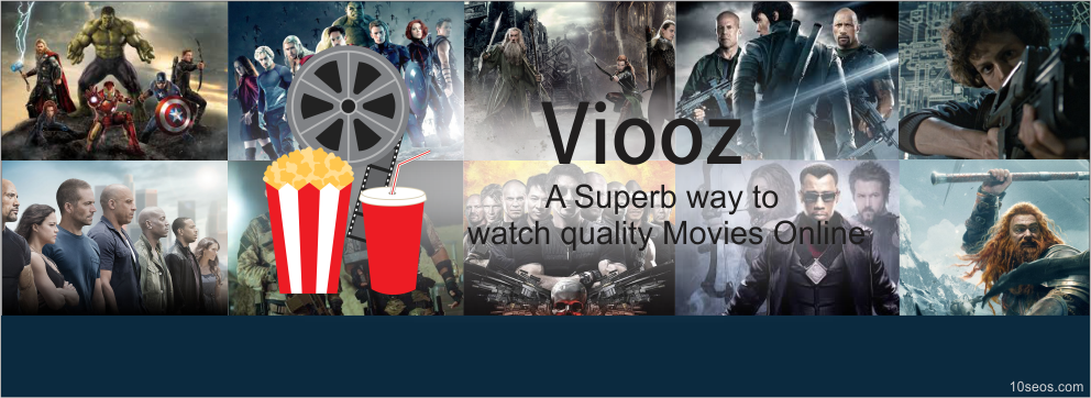 Viooz: A Superb way to watch quality Movies Online