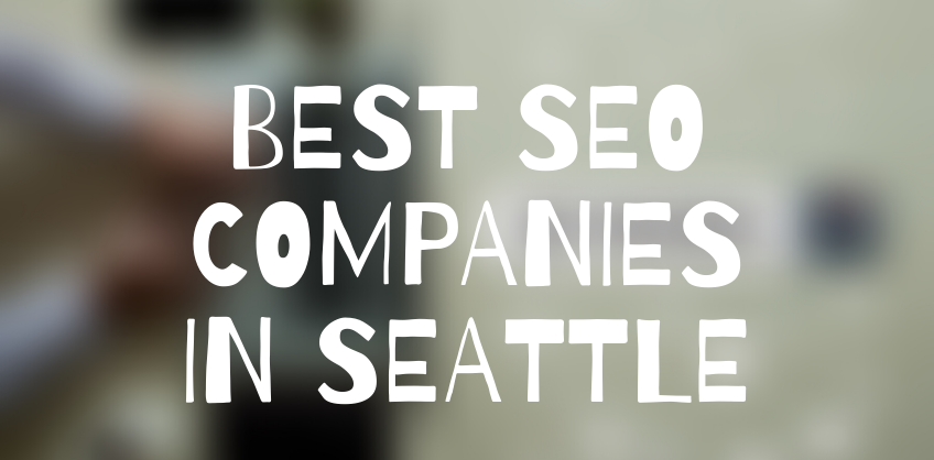 Best SEO Company Seattle
