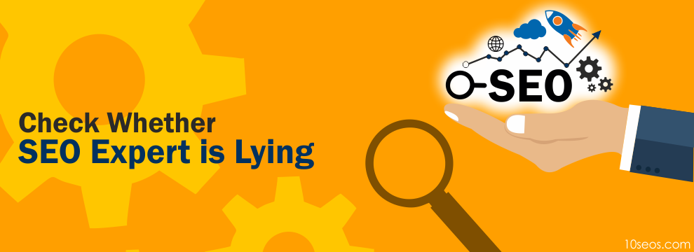 How to Check Whether SEO Expert is Lying?