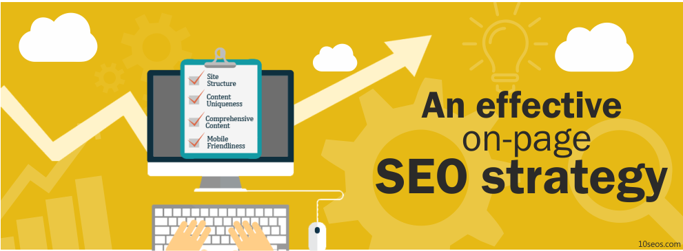 How to form an effective on-page SEO strategy