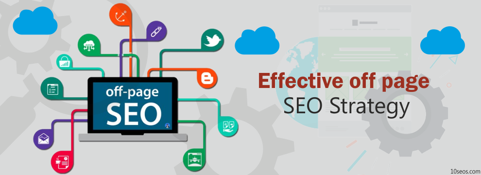 How to form an effective off-page SEO strategy