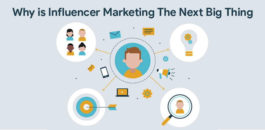 Why is Influencer Marketing The Next Big Thing