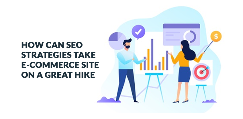 How can seo strategies take ecommerce site on a great hike