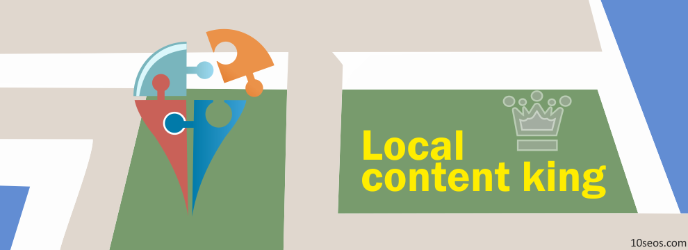 How to be a local content king
