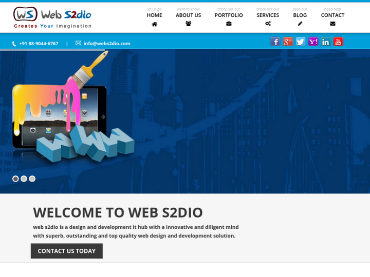 Web S2dio on 10Hostings